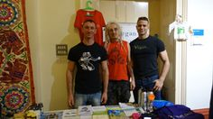 Vegan Bodybuilding at the Leeds Winterfest 2016