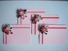 Quilling Designs For Envelopes Pictures