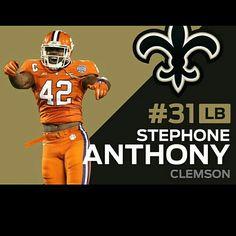 Stephone Anthony, LB, Saints