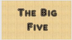 Powerpoint presentation introducing and describing the Big Five of Africa. Worksheets, Foundation, Presentation, Africa, Math, Big, Math Resources, Literacy Centers, Foundation Series