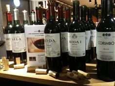 El Universo del Vino: Roda:un clásico moderno o un moderno clásico dentro de Rioja @mglera