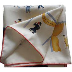 6b659a7103c7 carré soie, foulard, BVLGARI, fashion designer, luxe, accessoire, sciarpa,