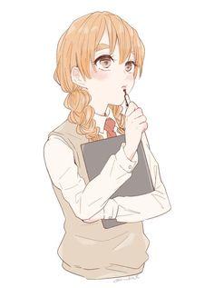 Anime Oc, Anime Demon, Anime Guys, Manga Anime, Demon Slayer, Slayer Anime, Female Characters, Anime Characters, Detective Conan Ran