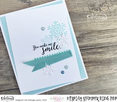 In The Cat Cave: Feels Like Winter | Display Stamping Blog Hop Day Six