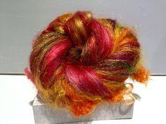 Fibre art batt feutrage de laine filature fibres par wildethyme