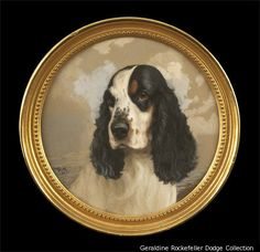The mastermind behind this canine work of art is British artist Reuben Ward Binks. In his youth in the late 1800s, Binks showed artistic ...