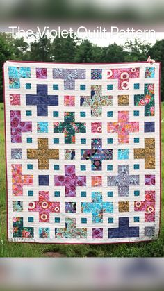 Scrappy Quilt Patterns, Quilt Square Patterns, Batik Quilts, Modern Quilt Patterns, Scrappy Quilts, Easy Quilts, 3d Quilts, Quilting Projects, Quilting Tips