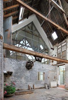 architecten de vylder vinck taillieu, Filip Dujardin · Tangram