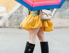 Who Says Matte Black Rain Boots are Boring? Blush Shoes, Beige Shoes, Sneakers Looks, Best Sneakers, Shiny Shoes, Clean Shoes, Black Opaque Tights, Black Rain Boots, Off White Shoes