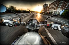 """I love the look of HDR photography and the """"Dave Hill Effect"""". My goal is to master this someday!"""