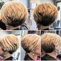 Short Neck, Bad Hair, Great Hair, Hair Dos, Short Hair Styles, Braids, Bob, Hair Beauty, Hairstyles