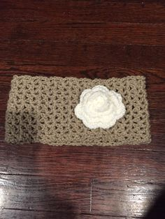 Earwarmer headband  Perfect for a stocking stuffer gift!!!!   by GlitteringBlondie on Etsy