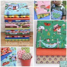 Erica Hite - Mouse Camp