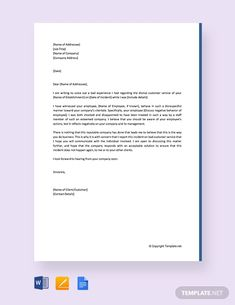 006 The 50 best Apology Letter To Customer For Mistake