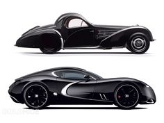 #Bugatti #Gangloff Concept