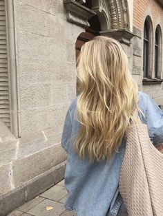Hair Inspo, Hair Inspiration, Blonde Hair Looks, Aesthetic Hair, Dream Hair, Hair Day, Pretty Hairstyles, Short Hair Styles, Hair Makeup