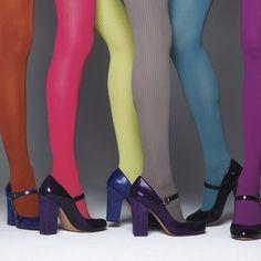 Sonbahar 2014′e Yaz 2014 Ayakkabı Modelleriyle Devam Etmeye Ne Dersiniz: Çoraplarla Yola Devam!