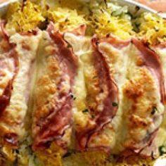 Ham-kaas-zuurkoolrolletjes uit de oven Easy Egg Recipes, Dutch Recipes, Simply Recipes, Low Carb Recipes, Healthy Recipes, Healthy Food, Oven Dishes, Winter Food, Quick Easy Meals