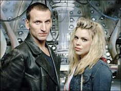 Christopher Eccleston, the Ninth Doctor... My first, my favorite Doctor <3