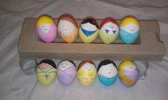 Disney Princess Eggs