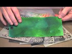 Dylusions Ink Sprays and Stencils