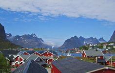 About Reine - Classic Norway