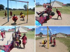 The children at Ngamo Primary School are certainly enjoying the new playground recently installed.  The construction and installation was facilitated by generous donations from Grand Circle Foundation - we hope you agree seeing the kids having so much fun is the best thank you!