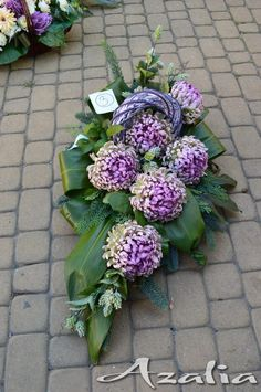Casket Flowers, Grave Flowers, Cemetery Flowers, Church Flowers, Funeral Flowers, Wedding Flowers, Ikebana Arrangements, Funeral Floral Arrangements, Beautiful Flower Arrangements