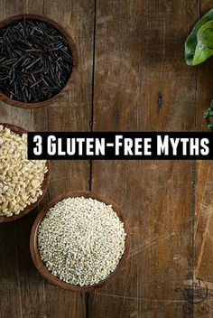 Tricia Thompson, MS, RD, a nutrition consultant, researcher and creator of Gluten-Free Dietitian and founder of Gluten Free Watchdog, is here to answer our burning gluten questions and busts some gluten myths! | Fit Bottomed Mamas