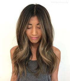 Walnut Tones. The perfect neutral bronde shade.