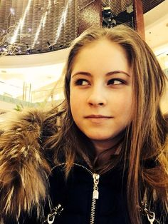 Yulia Lipnitskaya, i think she is more of a social butterfly outside of skating