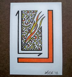 Fire Within Original ACEO by ellemardesigns on Etsy, $8.00