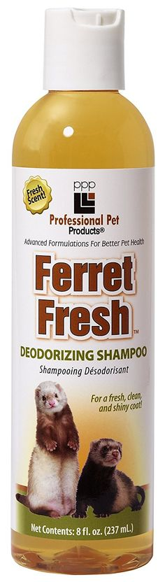 PPP Pet Ferret Fresh Deodorizing Shampoo, 8-Ounce >>> Want to know more, click on the image. (This is an affiliate link and I receive a commission for the sales)