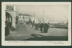 Mykonos was always beautiful.....even back then - probably more !