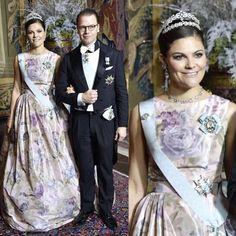 11-12-2017 Princess Victoria and Prince Daniel