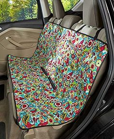 Quilted Car Seat Covers (Paisley) by GetSet2Save * To view further for this item, visit the image link. (This is an affiliate link and I receive a commission for the sales) #Pets