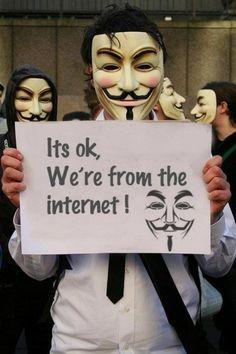 <3 #AnonFamily <3