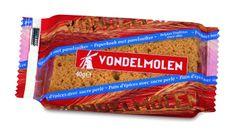 Peperkoek met parelsuiker 40g - Vondelmolen Belgium, Bakery, Candy, Recipes, Food, Sweet, Toffee, Meal, Bakery Shops