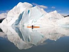 """Kenai Fjords National Park in Alaska - - top 5 spots in the world for natural inspiration and gentle reminder of our responsibility to our planet.  Great lodge there for everyone not ready to """"rough it"""" and they guide a magical (and easy) kayak paddle among the ice floes to see the glacier base.  Worth a return visit for sure!"""