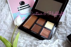 cream contour laura mercer flawless contouring palette review and swatches