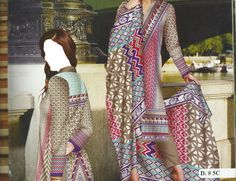3 Pieces Un stitched KHAADI printed Replica