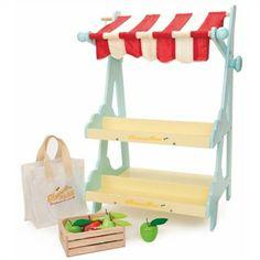 il banco del mercato giocattolo e molti altri giochi in legno abbinabili sono  acquistabili su http://www.giochiecologici.it/p/559/banco-del-mercato