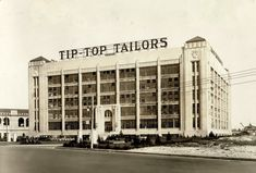 Tip Top Tailors Factory, Lakeshore Blvd. Toronto Ontario Canada, Toronto City, Toronto Travel, Toronto Architecture, Historical Architecture, Toronto Photos, Canada Images, Canadian History, My Kind Of Town