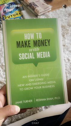 How to make money with social media Best Books To Read, Good Books, My Books, Book Suggestions, Book Recommendations, Reading Lists, Book Lists, Life Changing Books, Personal Development Books