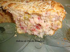 Quitanda mineira especial! Pão caseiro de longa duração maciez ... Pão Expresso de Salame Chef Álvaro Rodrigues The Best Rec...