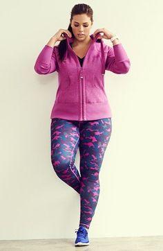 7 plus size workout clothes ideas