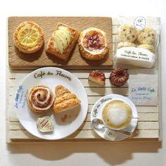 2016♡♡ miniature food By petit fleur