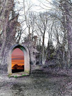 a portal....