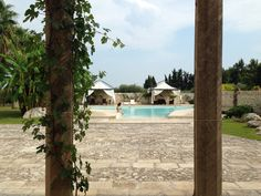 Masseria with Pool #masseria #puglia #pouilles #italia #italy #pool