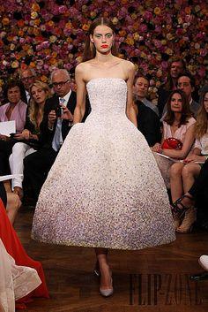 Dior Outono-Inverno 2012-2013 - Alta-Costura